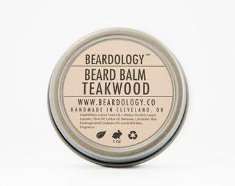 Teakwood -  Beard Balm  -  1oz.