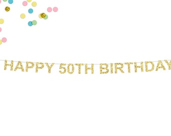 50 fabulous banner 50th birthday fabulous birthday happy 50th birthday glitter banner 50th birthday party banner birthday banner 50th birthday publicscrutiny Image collections