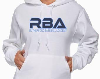 RBA Hoodie-Front and Back Print