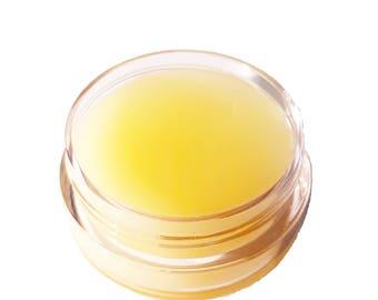 Nourishing Lip Salve, Natural Lip Balm, Chap Stick, Lip Salve, Fragrance Free, Lip butter, Lip balm, dry & chapped lips,   (10ml)