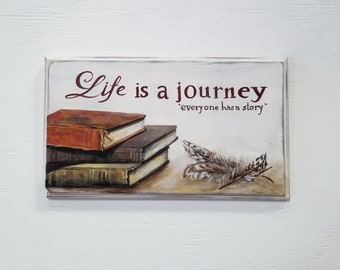 Life is a journey - everyone has a story