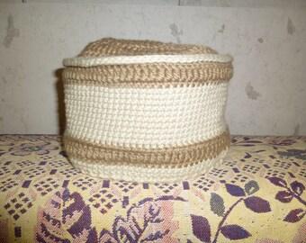 Cap. Knitted cap. Handmade cap