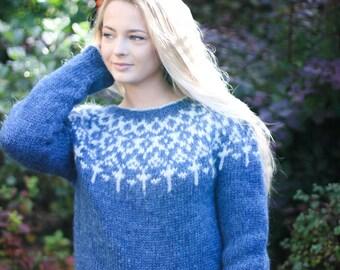 Traditional Icelandic sweater
