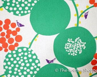 Echino Big Berry Fabric ~ Kokka Fabric ~ Canvas Fabric ~ Japanese Fabric ~ Linen Fabric ~ Cotton Fabric ~ Apparel Fabric ~ Home Decor Fabric