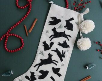 Handmade Christmas Stocking Kit
