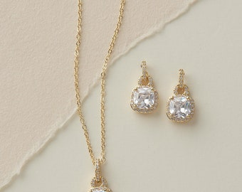 Gold bridal jewelry Etsy