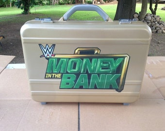 Replica WWE Money In The Bank Briefcase