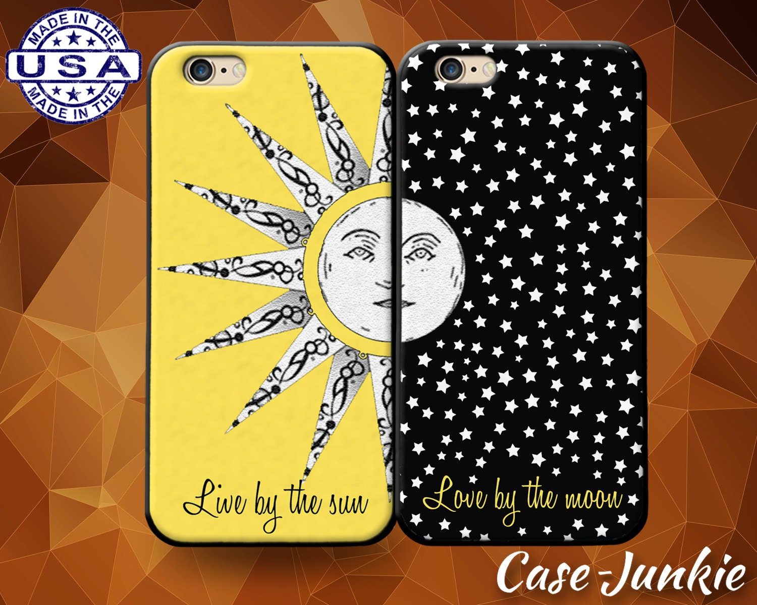 Sun And Moon Quotes Sun And Moon Pair Case Love Quotes Stars Best Friends Case