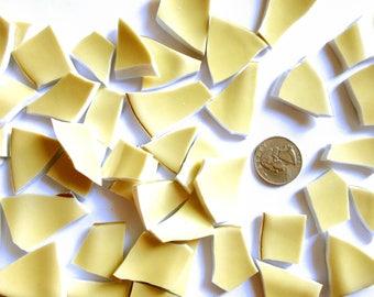 Yellow ceramic tile   Etsy