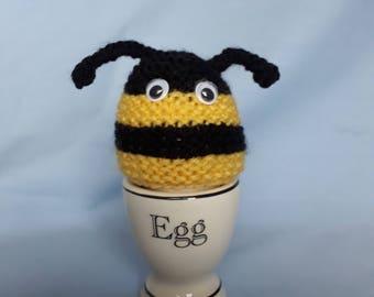 Bee Egg Cosy