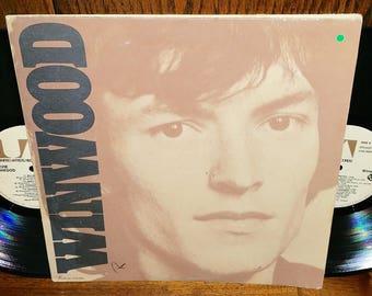 Stevie Winwood Self Titled Vintage Vinyl Double Album