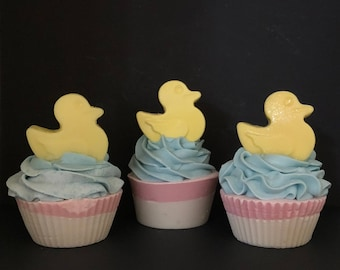 Easter Soap Cupcakes