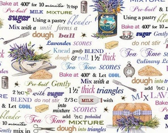New - Robert Kaufman - Everyday Favorites - Lavender - White - Novelty Fabric-Choose Your Cut 1/2 or Full Yard