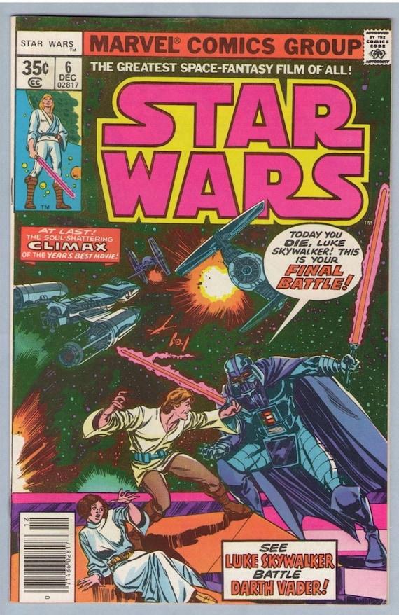 Star Wars 6 Dec 1977 VF (8.0)