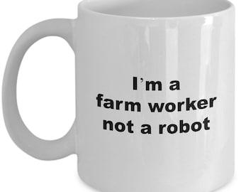 Farming Mug Farmer Coffee Mugs