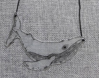 Necklace Whale