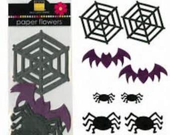 Bazzill Basics Die Cuts - Creepy Crawlies