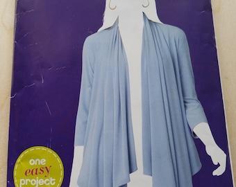 Sew Simple Cardi-Wrap