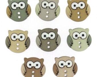 Dress it up buttons - Sew Cute Owls