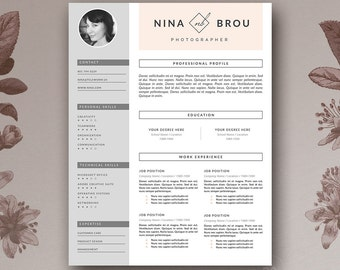 stylish resume templates april onthemarch co