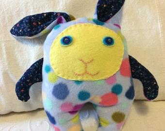Plush bunny rabbit doll