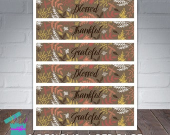 thanksgiving napkin rings, thanksgiving decor, friendsgiving decor, thanksgiving printable