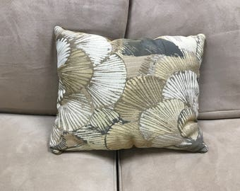 Handmade SeaShell Pillow