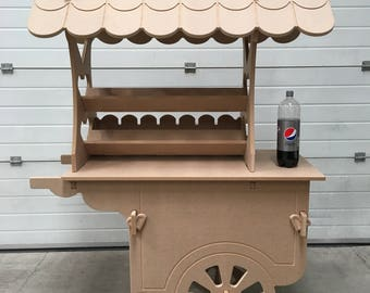 Candy/sweet Carts