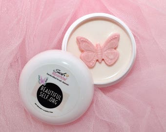 Beautiful Self: Breast Cancer Metamorphosis, scented in Toasted Marshmallow