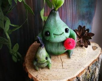 Leaf Denfus OOAK Art Toys CHOOSE ANY!