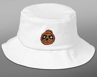 Slothy Fishin Hat