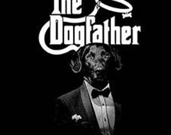 the dogfather hoodie gift hooded the godfather cool sweatshirts hoodies the dogfather hoody god father