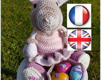 PDF PDF, available in French and English Easter Bunny