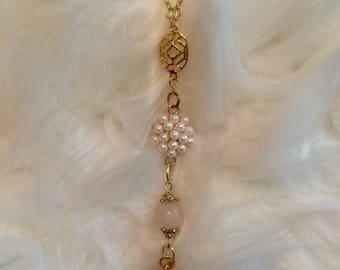 Rock Drop Necklace