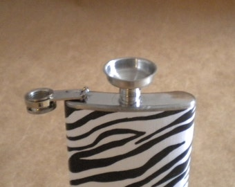 Add A Funnel To Any Flask Purchase - Stainless Steel Funnel for Flasks from kryan2designs