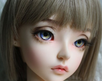 BJD eyes Doll eyes Hand made available in 12/14/16/18/20/22/24mm Blackcurrant Jelly made to order