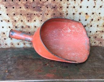 Vintage Grain Scoop