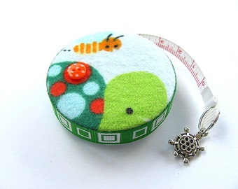 Measuring Tape Lake Creatures Retractable Pocket Tape Measure