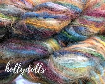 Monet * hand-dyed alpaca mohair blend yarn