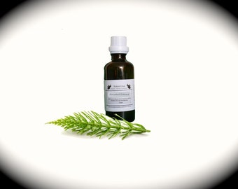 Organic Horsetail Herbal Tincture/Extract - alcohol free - >50ml<