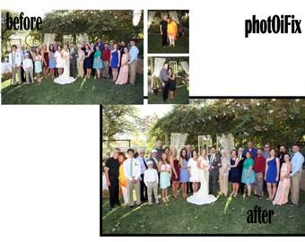 Photo Fix/Photo Manipulation
