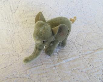 Steiff Mohair Elephant