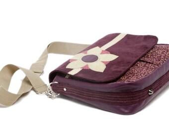 Bag bag plum and liberty