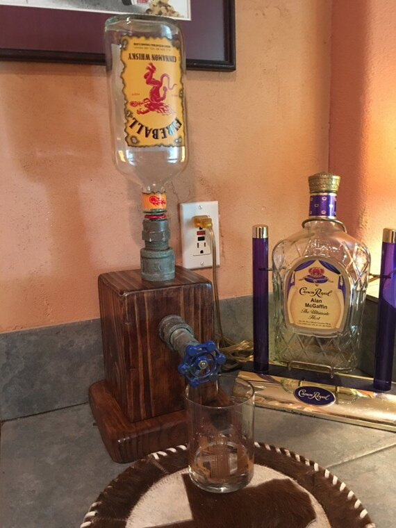 Faucet Liquor Dispenser