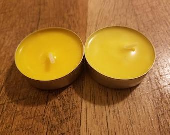 Apollo Tea Light Candles - Set of 2