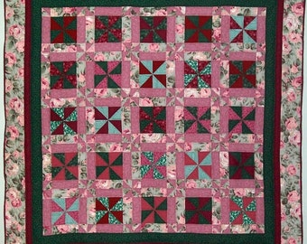 Blowing in the Wind Quilt Pattern