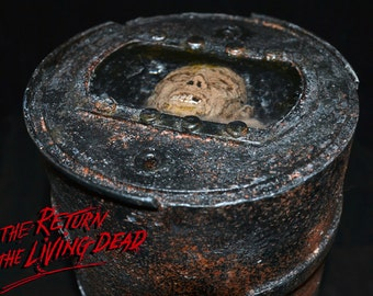 ROTLD Tarman Zombie Trioxin Barrel Prop Replica - Incense Burner