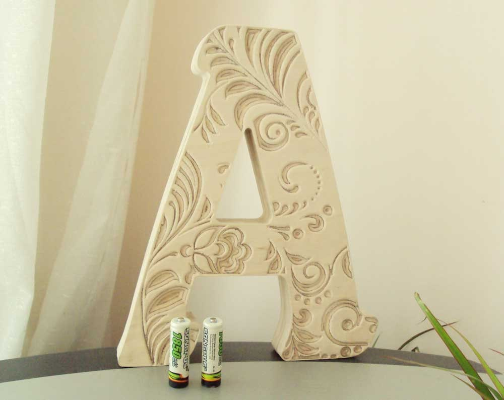 Magnificent Decorative Wood Letters For Walls Component - The Wall ...