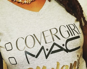 Covergirl, MAC, or Melanin