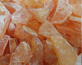 HONEY 1 lbs. Rock Candy Homemade Old Fashioned Hard Tack Candy, Great Gift